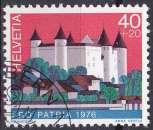 Suisse 1976 oblitéré n° 1006