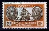 miniature Nouvelle Calédonie 157 bougainville oblitéré used TB cote 0.8