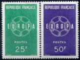 FRANCE  -        N°  1218-1219   **  _   Cote  :  2,50  €