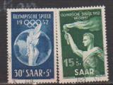 miniature Sarre     -  0301/302  -   Y§T  301/302       (o)     (ALB)