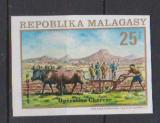 miniature MADAGASCAR       N°  512   NON  DENTELE       NEUF SANS CHARNIERE