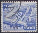miniature Allemagne Reich 1940 oblitéré n° 666
