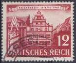 miniature Allemagne Reich 1941 oblitéré n° 690
