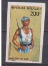 miniature MADAGASCAR       N°  PA  103     NON  DENTELE       NEUF SANS CHARNIERE