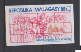 miniature MADAGASCAR       N°  PA  156   NON  DENTELE       NEUF SANS CHARNIERE