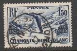 miniature Chamonix     Y&T 334 o