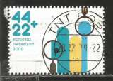 miniature Pays-Bas 2009 - YT n° 2636 - composition avec loupes