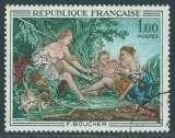 FRANCE 1970 Y&T 1652 Oblitéré - Boucher ,
