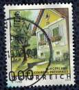 Autriche 2003 Oblitéré rond Used Pressoir à Vin Maison Viticole à Eisenberg