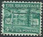 Etats-Unis - Y&T 0664 (o) - L'Hermitage -