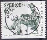 Suède 1983 oblitéré n° 1211