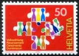 SUISSE  _ 1990  -   N°  1363  ** .  Cote  :  0,90  €