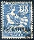 miniature MAROC  :  Y & T -  N°   14  (o)   Cote  :  3,00  €