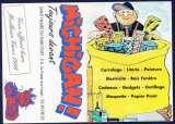 57 - Calendrier de poche 2 volets - 1996 - Enseigne Michigan - 2 scans