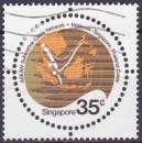 SINGAPOUR 1978 oblitéré N° 303