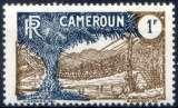 miniature  CAMEROUN  _ Y & T   N°  126  **   -     Cote  :  1,55  €