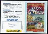 130 - Calendrier de poche 2 volets - 1995 - La Poste - 2 scans