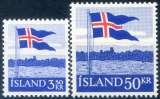 miniature ISLANDE  _ Y & T  :  N°   286-287  **   -     Cote  :   12,25  €
