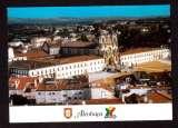 miniature Portugal Cpm  Alcobaça visita panoramica do Mosteiro