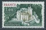 FRANCE 1976 Y&T 1871 Neuf ** - Château fort de Bonaguil