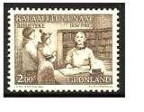 GROENLAND 1980 N° 111 * * Neuf  Réf. 3905