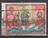miniature Grande Bretagne 1986 YT 1249 Obl Noel Peche pour les pauvres