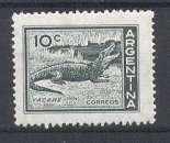 miniature Argentine 1959 / 70 - Scott N° 685  ( Tem. Animali )