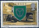 miniature Jersey - Y&T 126** - MNH