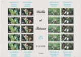 miniature WALLIS ET FUTUNA      N°   FEUILLET 286/289     NEUF SANS CHARNIERE (12/15)