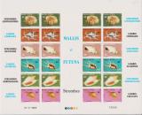 miniature WALLIS ET FUTUNA      N°   FEUILLET 312/317     NEUF SANS CHARNIERE  (12/15 )