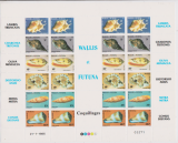 miniature WALLIS ET FUTUNA      N°   FEUILLET 337/342     NEUF SANS CHARNIERE (12/15)