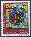 SUISSE 1970 OBLITERE N° 859