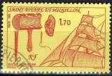 miniature St Pierre & Miquelon - Outils de voilier