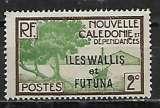 miniature Wallis et Futuna N° 44 (*)