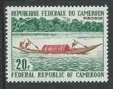 miniature Cameroun - Y&T 0502 (**) - Tourisme -