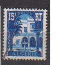 miniature ALGERIE     N ° 314     OBLITERE      (02/16 )