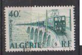 miniature ALGERIE     N ° 340       OBLITERE      (02/16 )