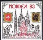 miniature Bloc CNEP N° 4A NORDEX 1983 ** Neuf