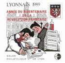 miniature Bloc CNEP N° 11 Lyonnais 1989 ** Neuf