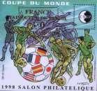 miniature Bloc CNEP N° 27 Coupe du Monde 1998 ** Neuf