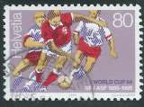 miniature Suisse - Y&T 1452 (o) - Football -