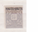 miniature HAUTE VOLTA            N° YVERT  TAXE 3     NEUF AVEC CHARNIERES       (02/16)