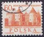 miniature POLOGNE 1965 OBLITERE N° 1453