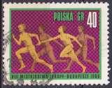 miniature POLOGNE 1966 OBLITERE N° 1532