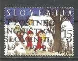 Slovénie 1998 - YT n° 223 - Peinture