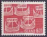 ISLANDE 1969 NEUF** MNH N° 381 Centenaire de la communauté scandinave