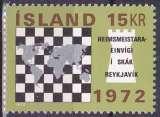 ISLANDE 1972 NEUF** MNH N° 417 Championnats internationaux d'échecs