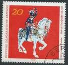 miniature Allemagne - RDA - Y&T 1373 (o) - Objets d'art -