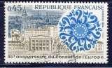 miniature 1974 - n° 1792 - 25e anniversaire du conseil de l'Europe