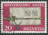 miniature Suisse - Y&T 0640 (o) - Université -